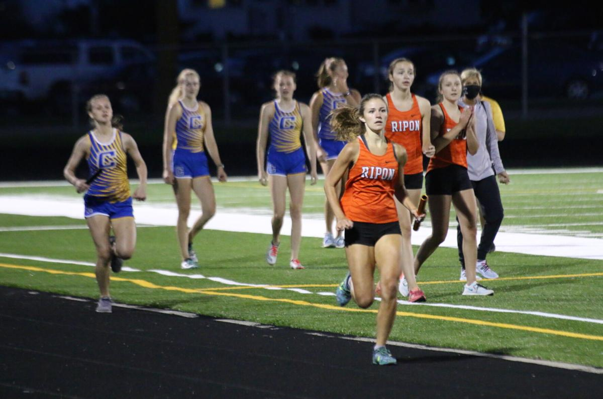 RHS girls track relays-1