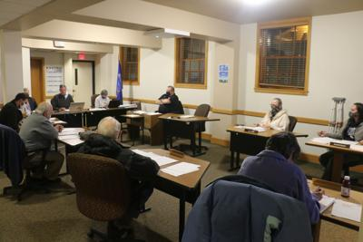 Green Lake Common Council 1-11-2021