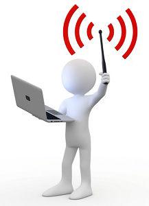 Wireless internet grows in rural area