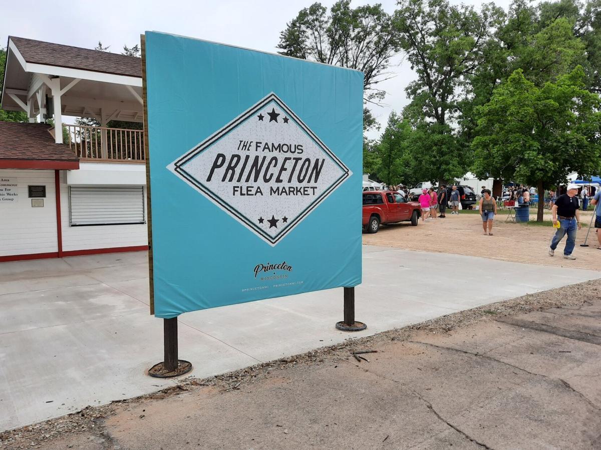 Princeton's Famous Flea Market Saturday