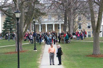 Bomb threat made at RC; no suspects yet (UPDATED STORY)