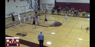 Riley Brooks' buzzer beater lifts Ripon to win over Winneconne