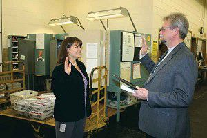 Column: Ripon's Diane Klapperich's new postal address is a return to sender