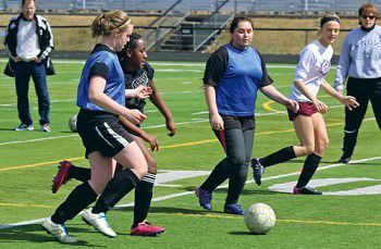 Uncertainty looms for girls' soccer team as it prepares to kick off season