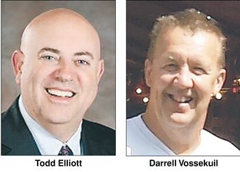 Two vying to fill seat on Common Council