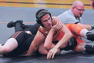 Ripon grapplers impressive in second-place showing at Lomira