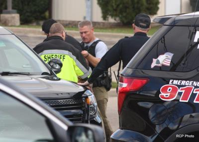 High-speed chase ends in Ripon