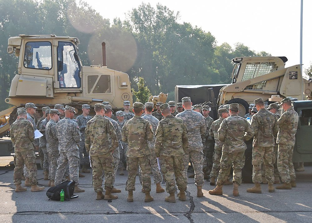 Ripon's troops sent to Florida to provide aid