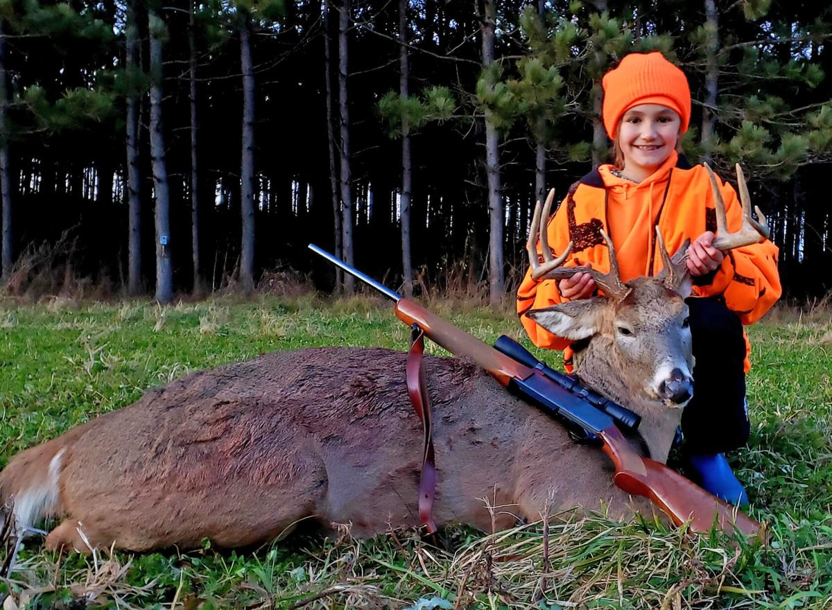 A 9-pointer for a 9-year-old