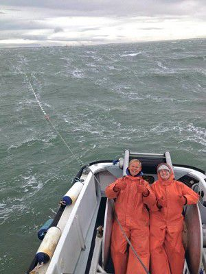 See: Worthy - Ripon teen returns as captain after summer at sea