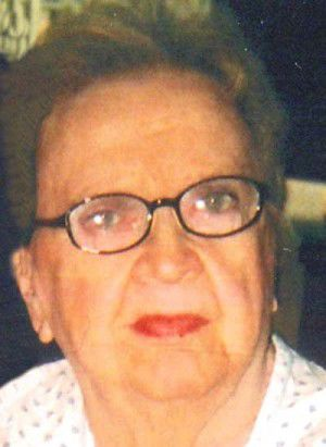 Norma Mae Daffinson Campbell