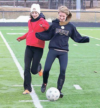 Tiger girls' soccer team enter year with several new faces