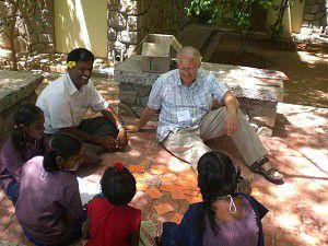 Column: Pastor Paul visits 'bigger Jesus' through the lives of Indian orphans