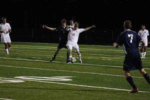Early goals doom boys' soccer in season-ending loss