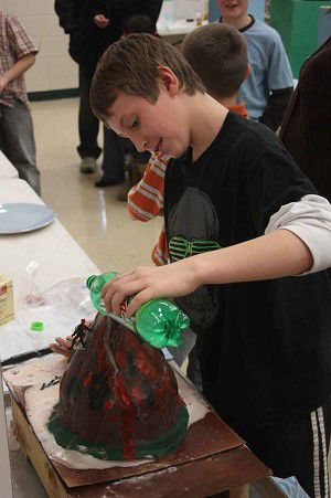 MPES Science Fair was a blast