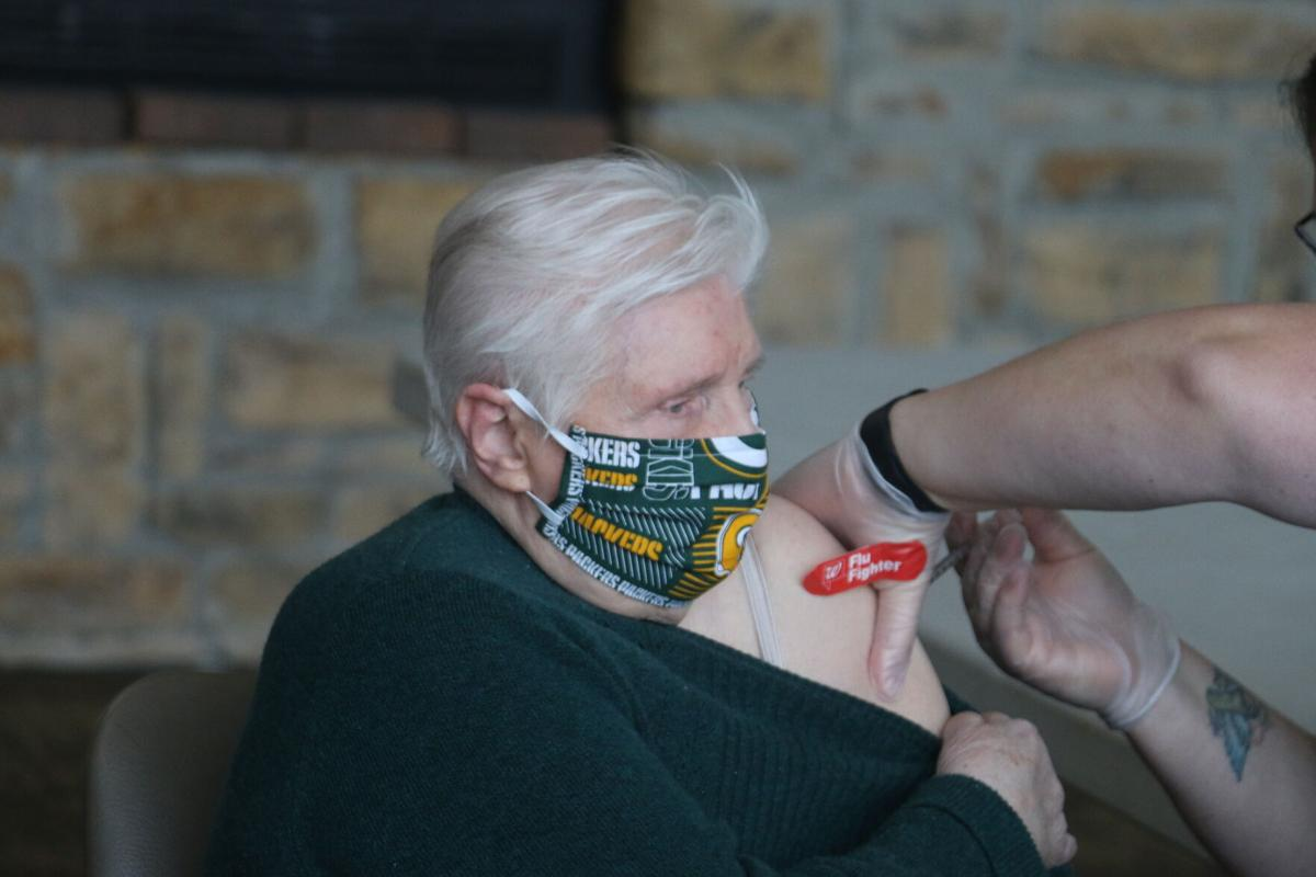 PHOTO GALLERY: Ripon's Maplecrest Assisted Living receives COVID-19 vaccine - 1