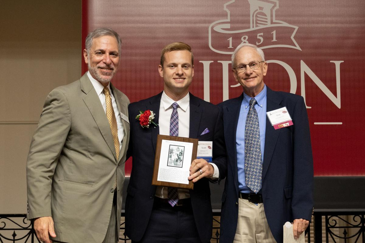 Scott Gillespie inducted into RC Hall of Fame