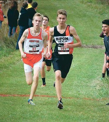 Running to state: Zimdars advances in his final chance