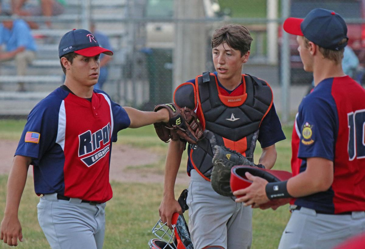 Ripon American Legion baseball vs. Green Lake —June 18, 2021 (38).JPG