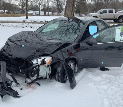 Last week's snowstorm adds to troublesome start of the year for traffic accidents in Green Lake County