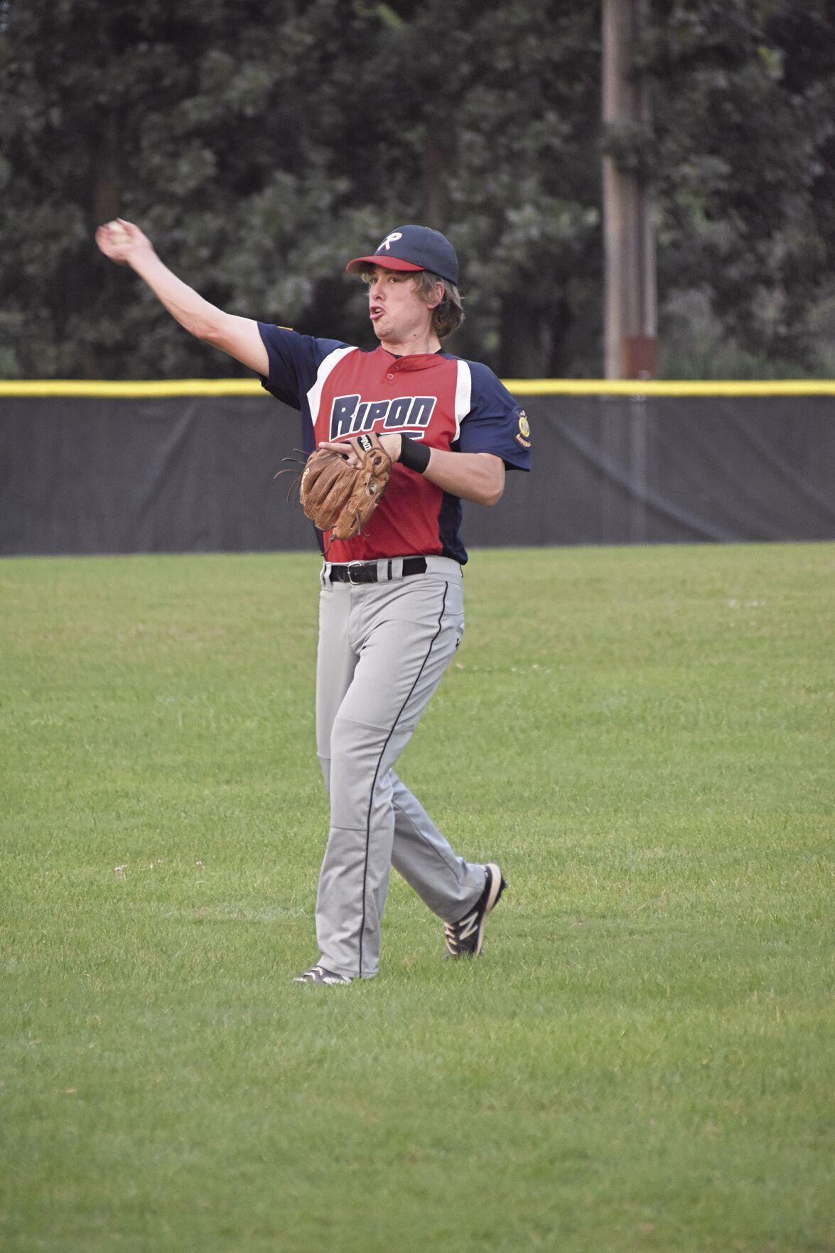 Ripon American Legion baseball at Green Lake —July 19, 2021 (Miya Grunert photos).JPG