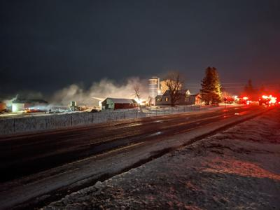 UPDATE: Ripon Area Fire District releases information regarding Wednesday night fire