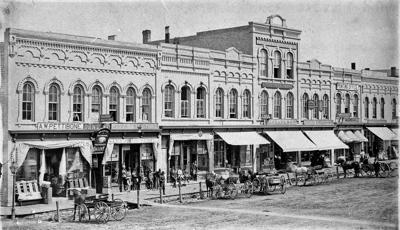 Throwback Thursday: Downtown hardware store