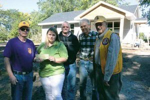 Habitat home moves ahead, boosted by Lions