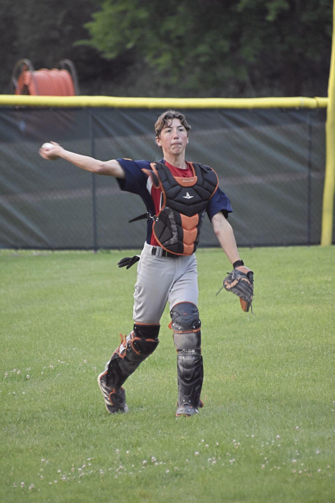 Ripon American Legion baseball at Green Lake —July 19, 2021 (Miya Grunert photos) (1).JPG