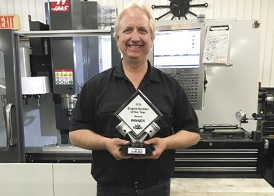 Ripon race engine company named 'Builder of Year'