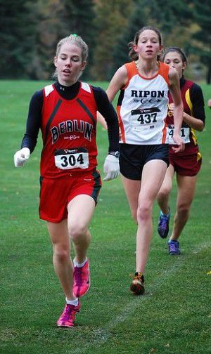 Cross country: Cunningham qualifies for state