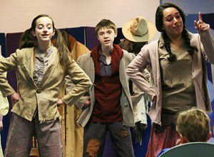 """""""Annie Get Your Gun"""" takes the stage at RHS"""