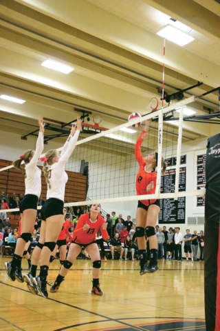 Tigers get out to fast start, but fall in three to Waupun at Homecoming
