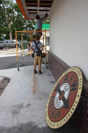 Back, and better than ever: A&W's signature All-American fare returns with new, improved restaurant