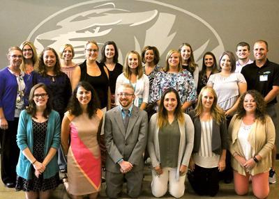 School Board welcomes 20 new staff members