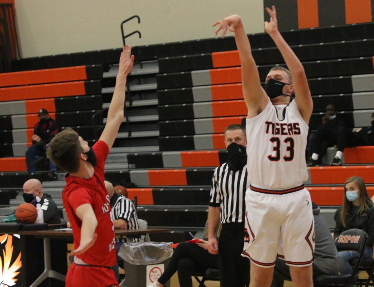 Ripon High School boys' basketball vs. Lourdes — 12-12-20 (16).JPG