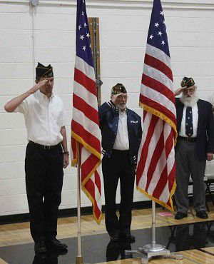 Saying 'Thanks' to our veterans