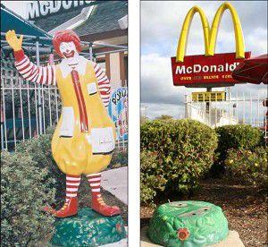 Who took Ronald? Burger baron burglar still MIA