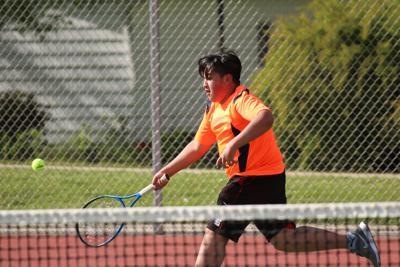 Ripon High School boys' tennis vs. Waupun