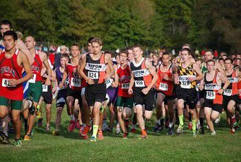 Cross country finishes 'unique' meet at Laconia