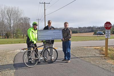 Follow-up: Bike trail between Ripon and Green Lake needs funds to move forward
