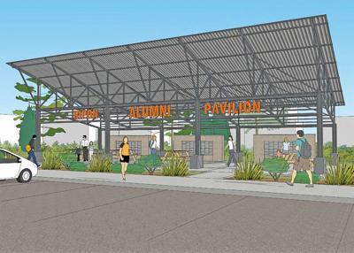 Board OKs $25k for alumni pavilion