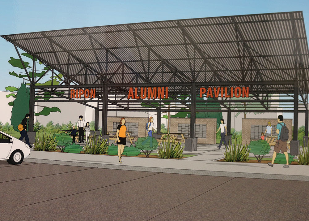 Parts of old middle school may be salvaged for pavilion