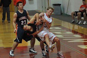 Loss puts Ripon College men in must-win situation