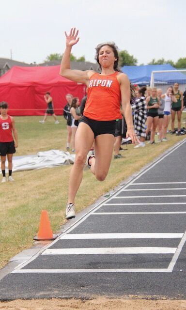 Ripon High School track and field at Waupun Sectional — June 17, 2021 (3).JPG