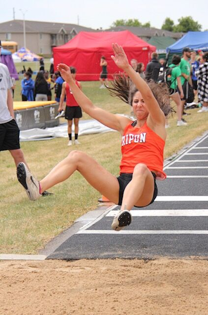 Ripon High School track and field at Waupun Sectional — June 17, 2021 (4).JPG