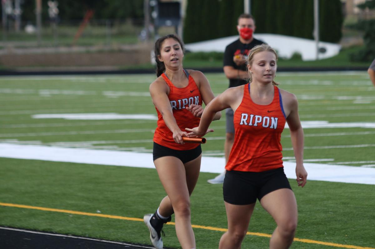RHS girls track relays-2
