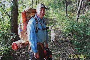 Column: For 'Forrest' Rogers, hike is like a box of chocolates - many surprises!