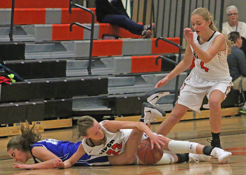 Tiger girls leave it all out on the floor in loss to WLA