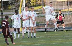 Tigers hold steady in conference with tie against FVL